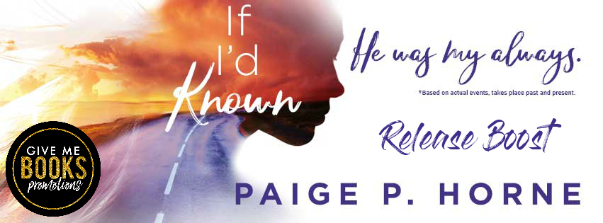 Release Boost - If I'd Known by Paige P. Horne