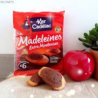 Blog Bejiines - Degusta box : Madeleines Ker Cadelac