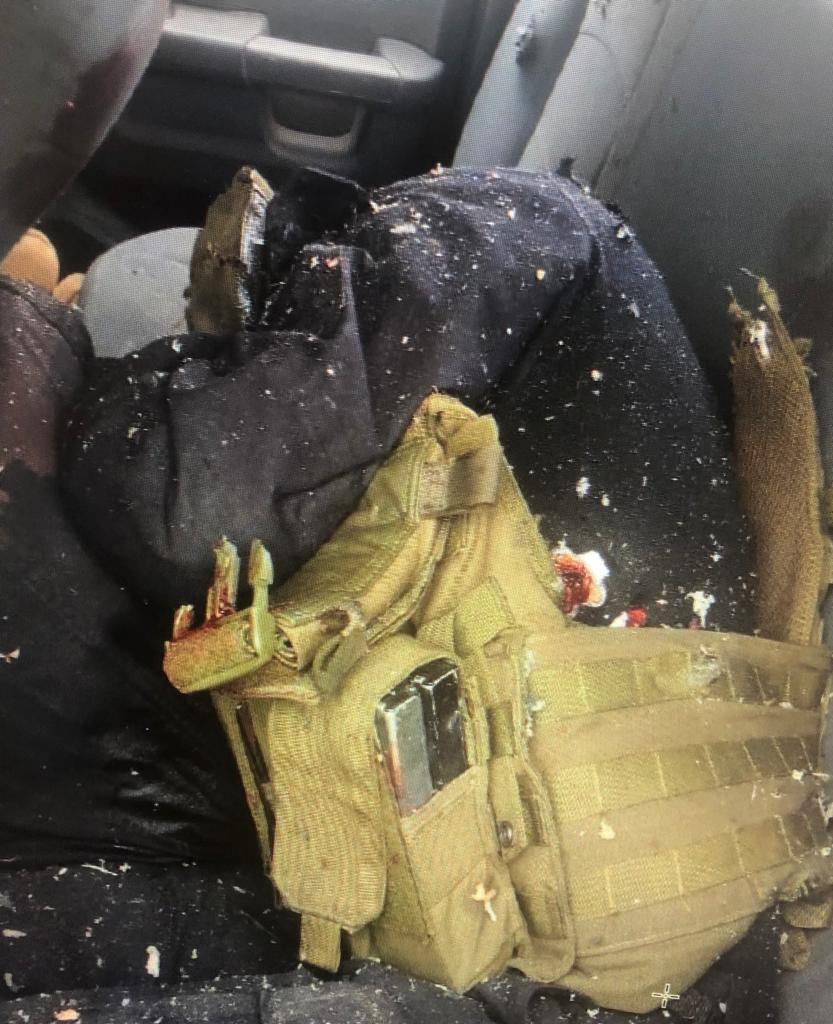 FOTOS: Así quedaron sicarios del CDN tras enfrentamiento con Militares en Nuevo Laredo 4