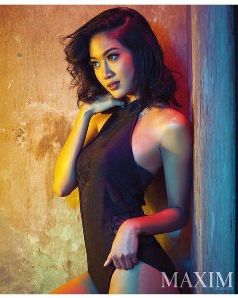 Video Hot Widy Vierra Saat Jadi Model Majalah Dewasa