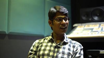 Lyricist Karthik Netha