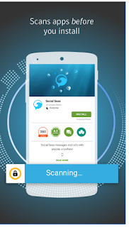 Scan All Virus and MAlware in Norton Mobile