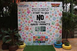 Sunway Lagoon Celebrates World Animal Day with a Pledge Towards Sustainability