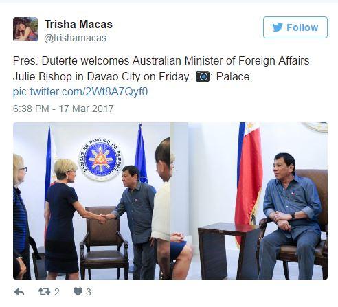 Good News ► Australia Pledged $40M For Mindanao Peace Process!