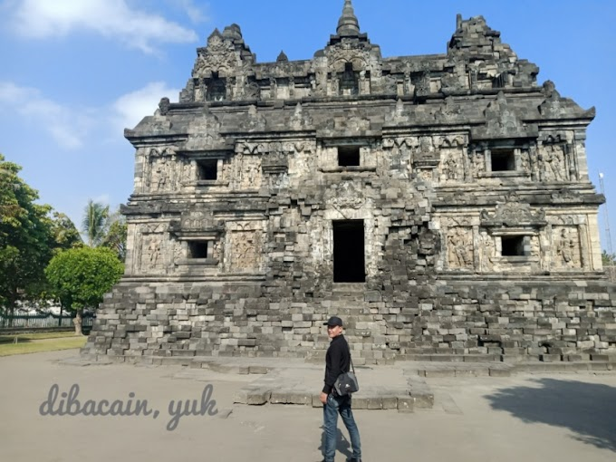 Candi Sari, Asrama Pendeta Buddha Mataram Kuno di Lembah Prambanan