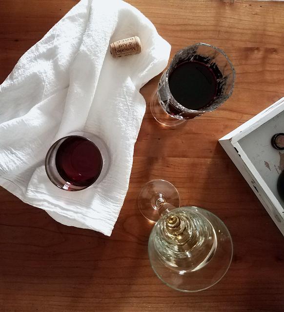 Risata Moscato d'Asti, Graham's Six Grapes Reserve Porto, Hardy's Whisker's Blake Classic Tawny Port