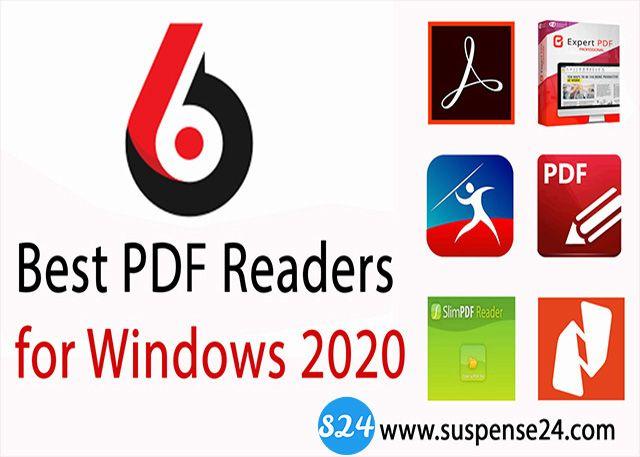 6 Best PDF Readers for Windows 2020