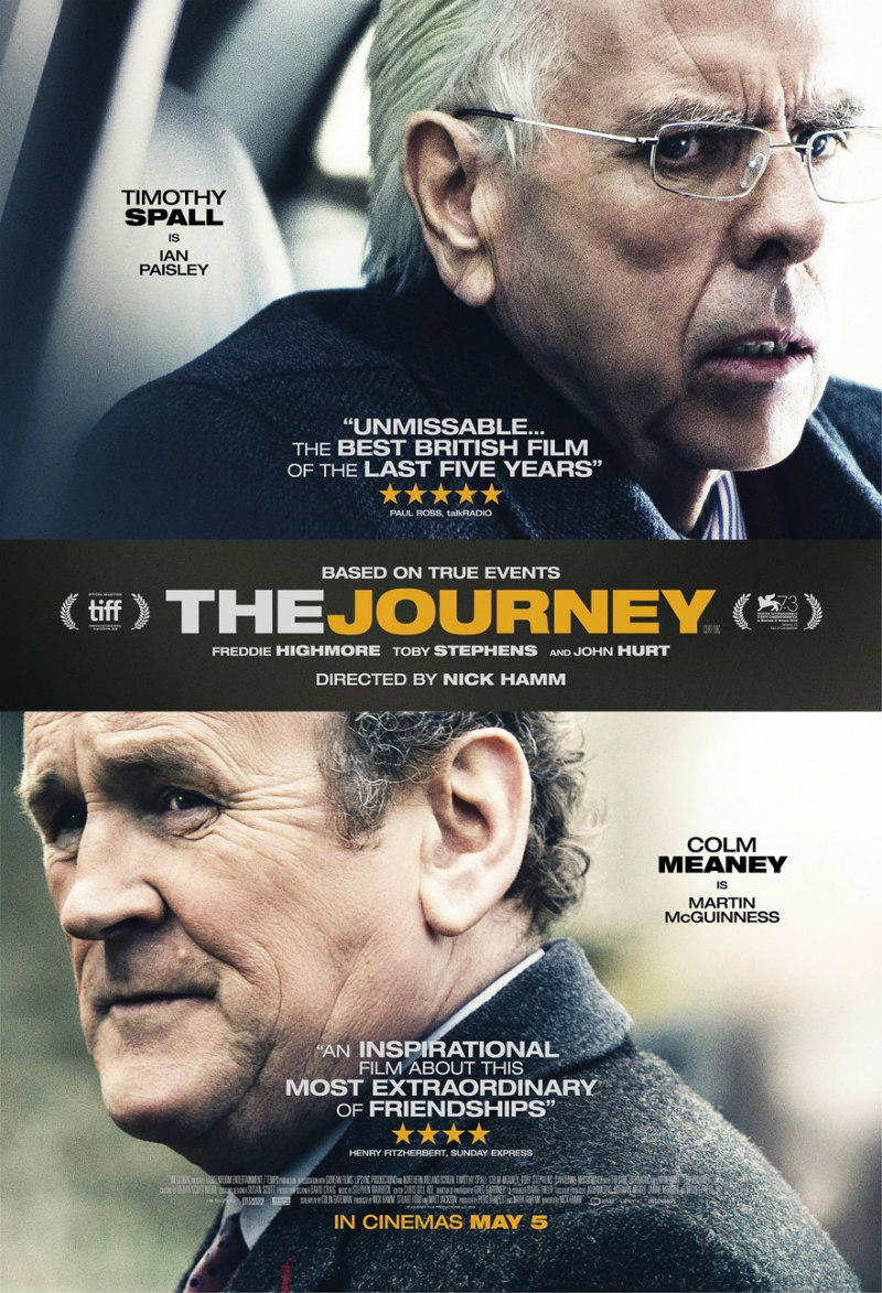 the journey film poster