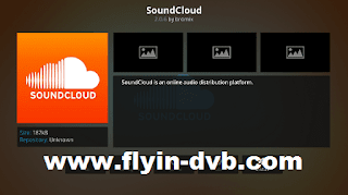 SoundCloud Add-ons KODI