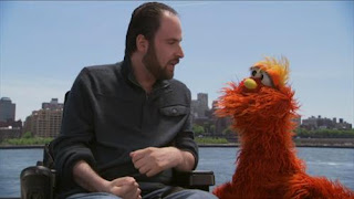 Sesame Street Episode 4311 Telly the Tiebreaker season 43, Murray What's the Word on the Street vote
