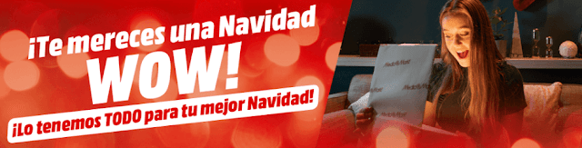 Top 15 ofertas folleto ¡Te mereces una Navidad WOW! de Media Markt
