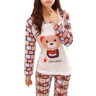 pijama de ursinho