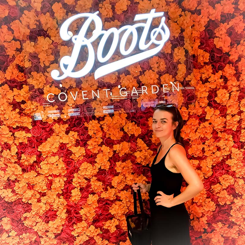 Boots Covent Garden