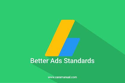 Better Ads Standards Global, Publisher AdSense Wajib Tahu Ini
