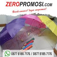 Payung lipat dua promosi, Payung Lipat 2, payung lipat dua Kombinasi, payung lipat dua Polos, merchandise promosi Payung Lipat 2