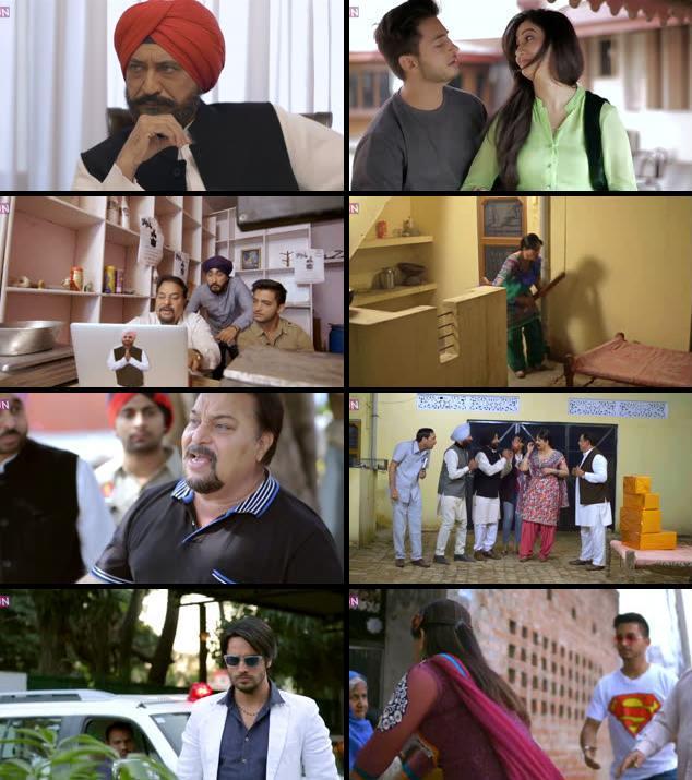 22g Tussi Ghaint Ho 2016 Punjabi 480p HDRip Download