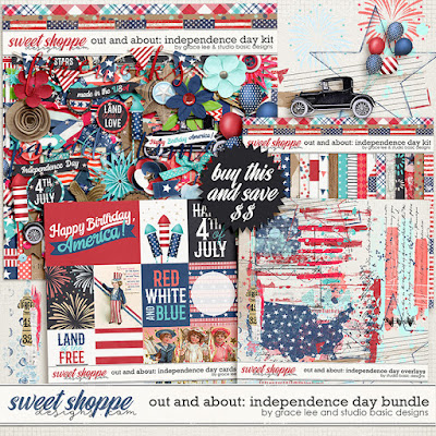 Out and About: Independence Day Bundle