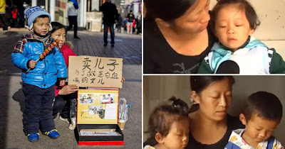 Kisah Miris Ibu Jual Anak Paling Kontroversi di Dunia