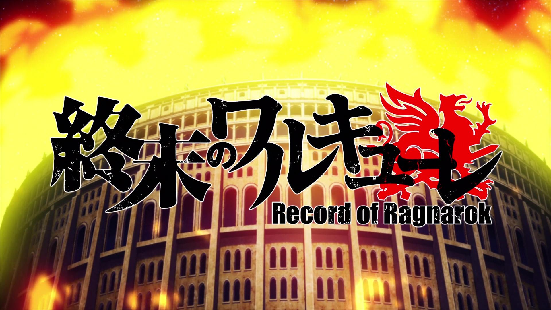 Record of Ragnarok (2021) Temporada 1 1080p WEB-DL Latino