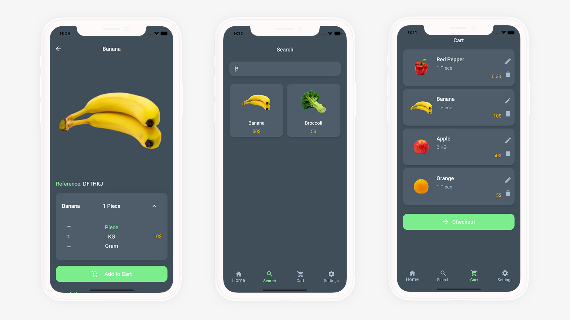Flutter Grocery: Full Android + iOS eCommerce App - 16