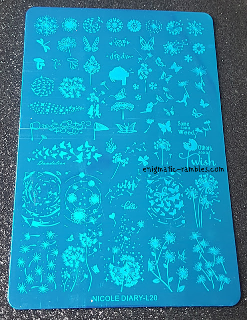 Stamping-Plate-Review-Nicole-Diary-L20-Born-Pretty-Store-#48670