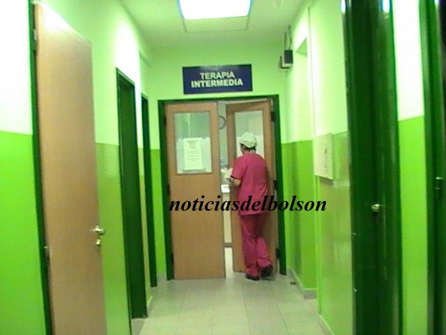 COVID-19: En El Bolsón 3 pacientes esperan una cama en la UCI.