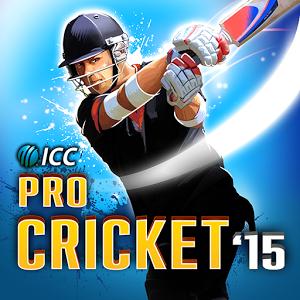 ICC Pro Cricket 2015 MOD v1.0.107 Apk + Data OBB (Unlimited Gold/Silver/VIP Unlocked) Terbaru 2016