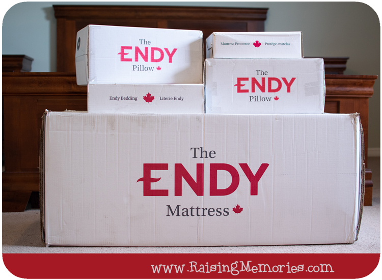 Endy Bedding Review