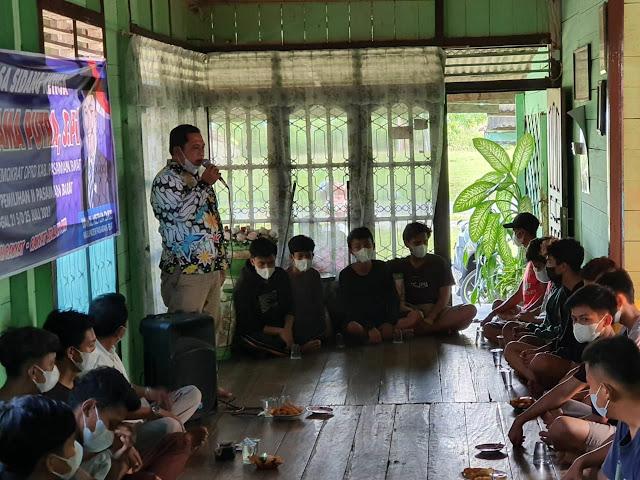 Wakil Ketua DPRD Pasbar Endra Yama Putra Lakukan Reses di Pasa Lamo