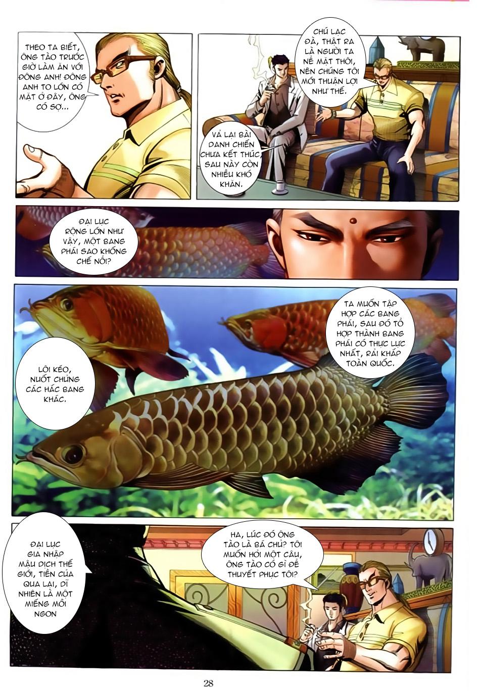 Người Trong Giang Hồ Chap 600 - Truyen.Chap.VN