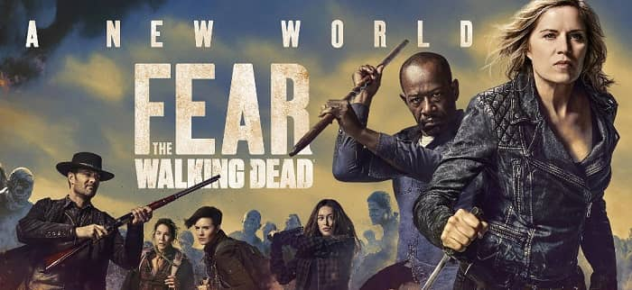 Fear The Walking Dead Capitulo 4 Temporada 4 completo
