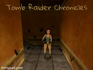 Tomb Raider Chronicles play station