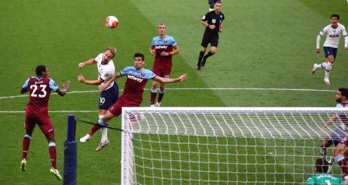 Tottenham Hotspur vs West Ham United 2–0 Highlights