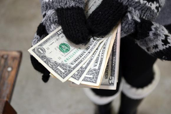 cash is king at flea markets so make sure you come prepared