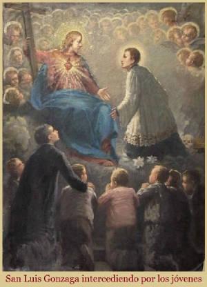 Jesus Christ Our Shepherd Novena To Saint Aloysius Gonzaga