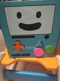 BMO Adventure Time DIY