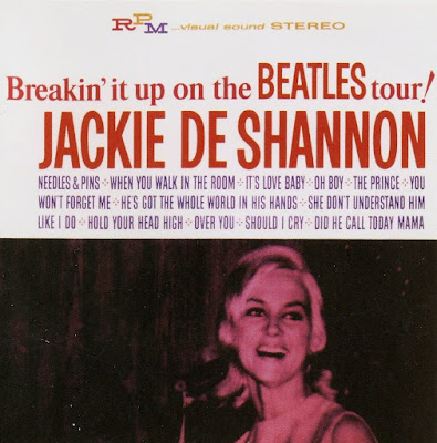 Jackie DeShannon – Breakin' It Up On The Beatles Tour! (1964/2005)