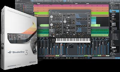 PreSonus Studio One Pro 3.3.0.39252 Multilingual Full Version