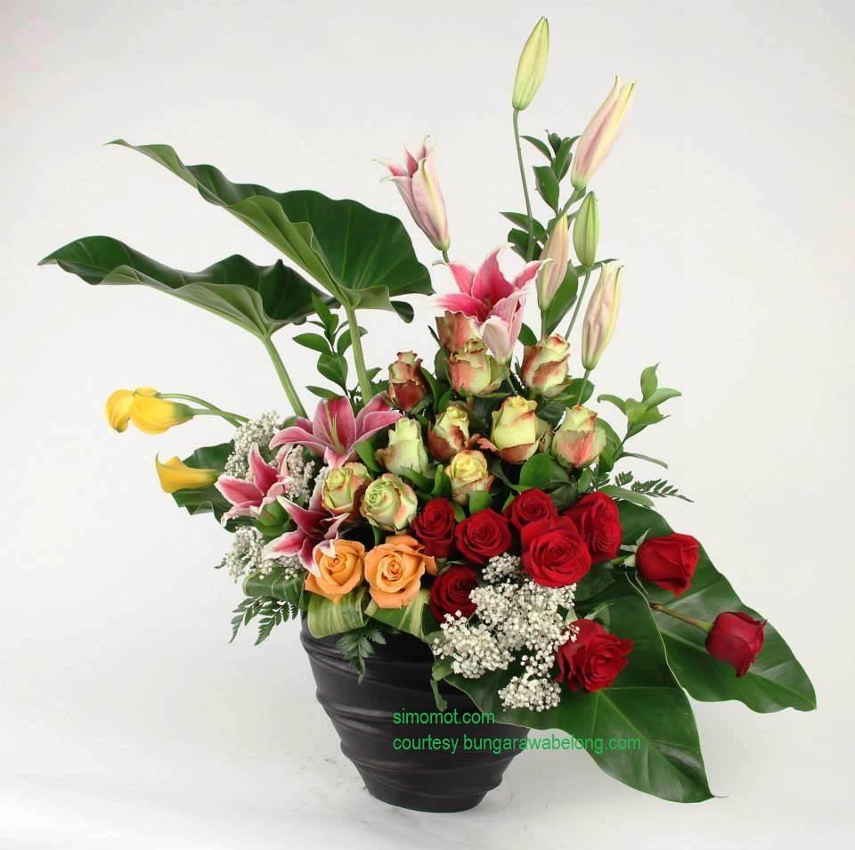 Contoh Contoh Rangkaian Bunga Segar Yang Bisa Menjadi Inspirasi Anda