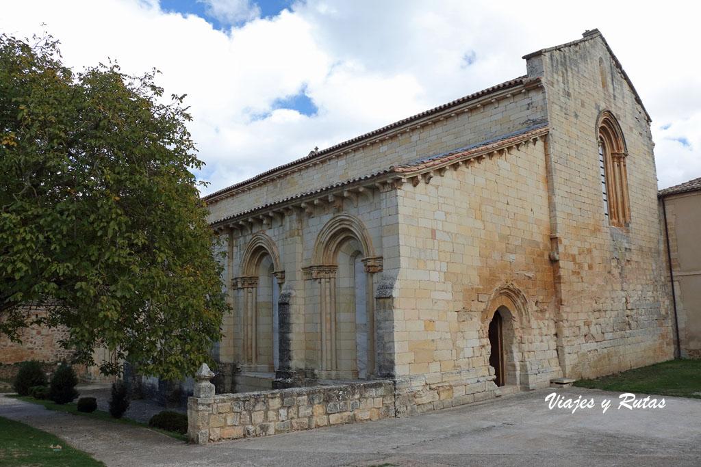 Iglesia del Monasterio de San Andrés del Arroyo