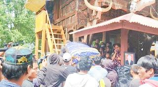 Video, Penjemputan Jenazah Yonathan Rende, Korban Penembakan di Papua