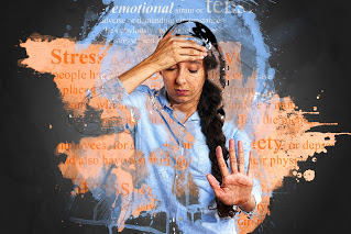 How to overcome stress at work?