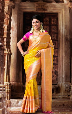 Chennai Silk Models