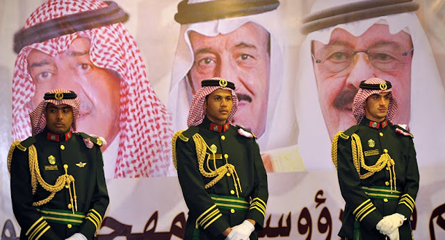 """بالفيديو: صحيفة سعودية تكشف معلومات خطيرة عن كتيبة """"السيف الأجرب"""" المرتبطة بوليّ العهد"""