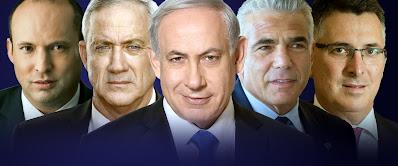 Negyedik választás két éven belül • Valószínű nyertes: Gideon Száár • Biztos vesztes: Izrael Állama és népe
