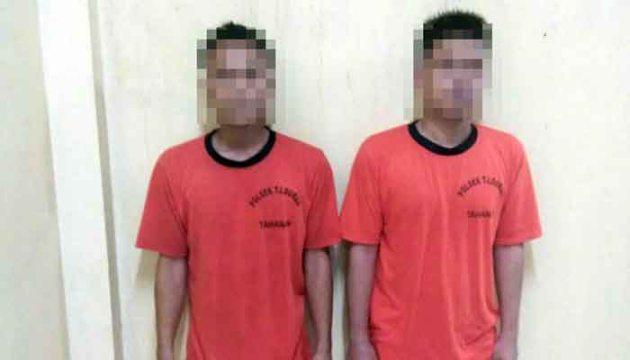 Ngebet Punya Sepatu dan Celana Baru, Tiga Pria Nekat Mencuri di Toko Pakaian
