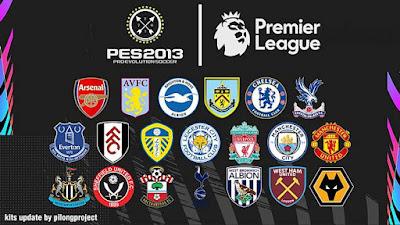 Premier League 2020-2021 Kitpack