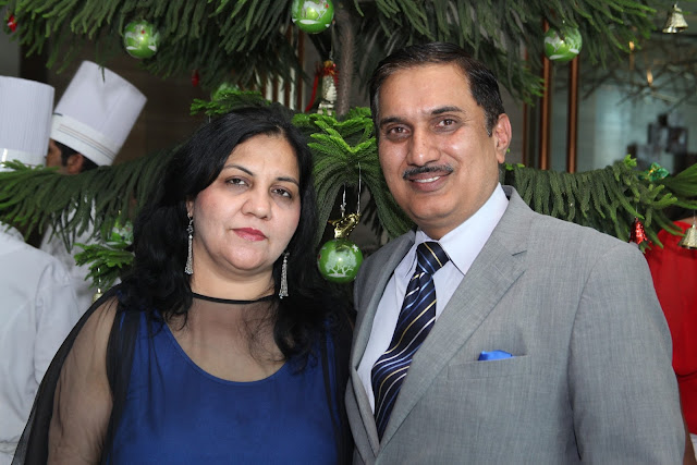General Manager Mr. Kuldeep Dhawan and Wife-min