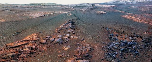 Ilmuwan Klaim Berhasil Ciptakan Alat Untuk Bernafas Di Mars
