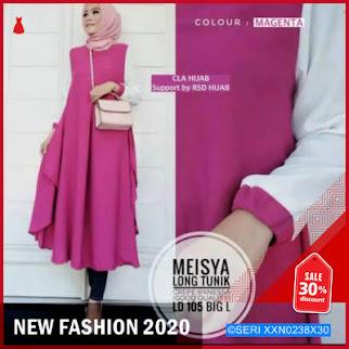 XXN0238X30 Meisya Long Tunik BMGShop